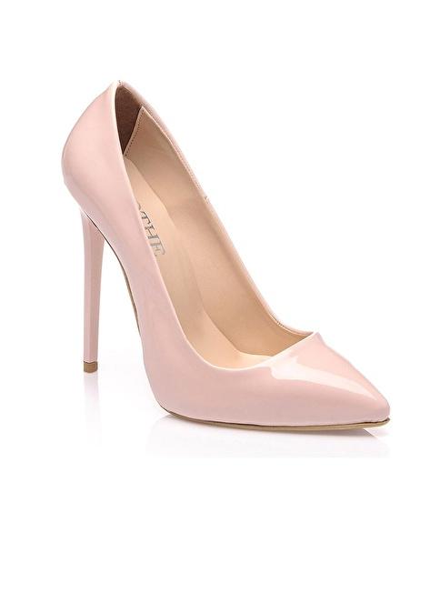 İssimo Klasik Ayakkabı Pudra